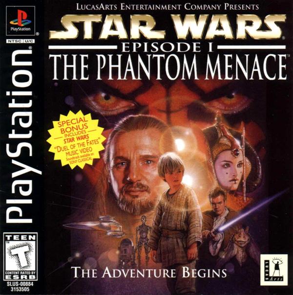 Star Wars Episode I: The Phantom Menace - Free download ...